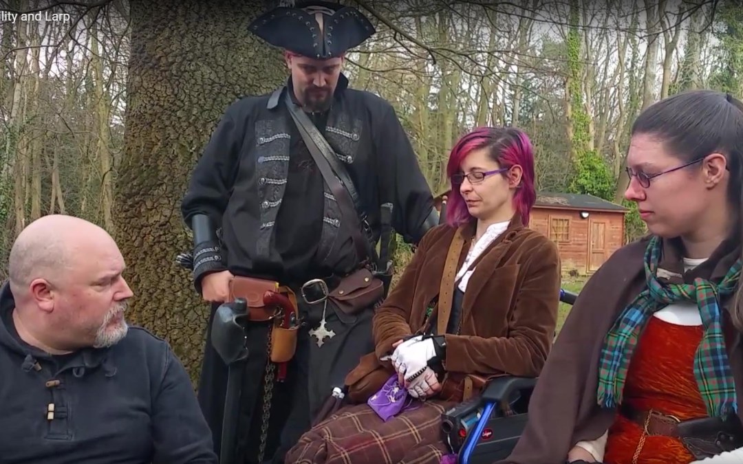 Interview – Disability and LARP