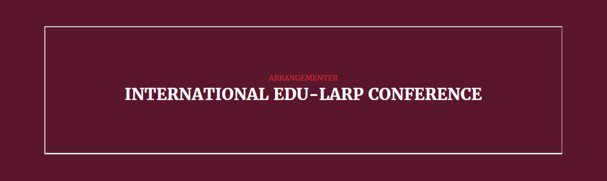 International Educational Larp Conference