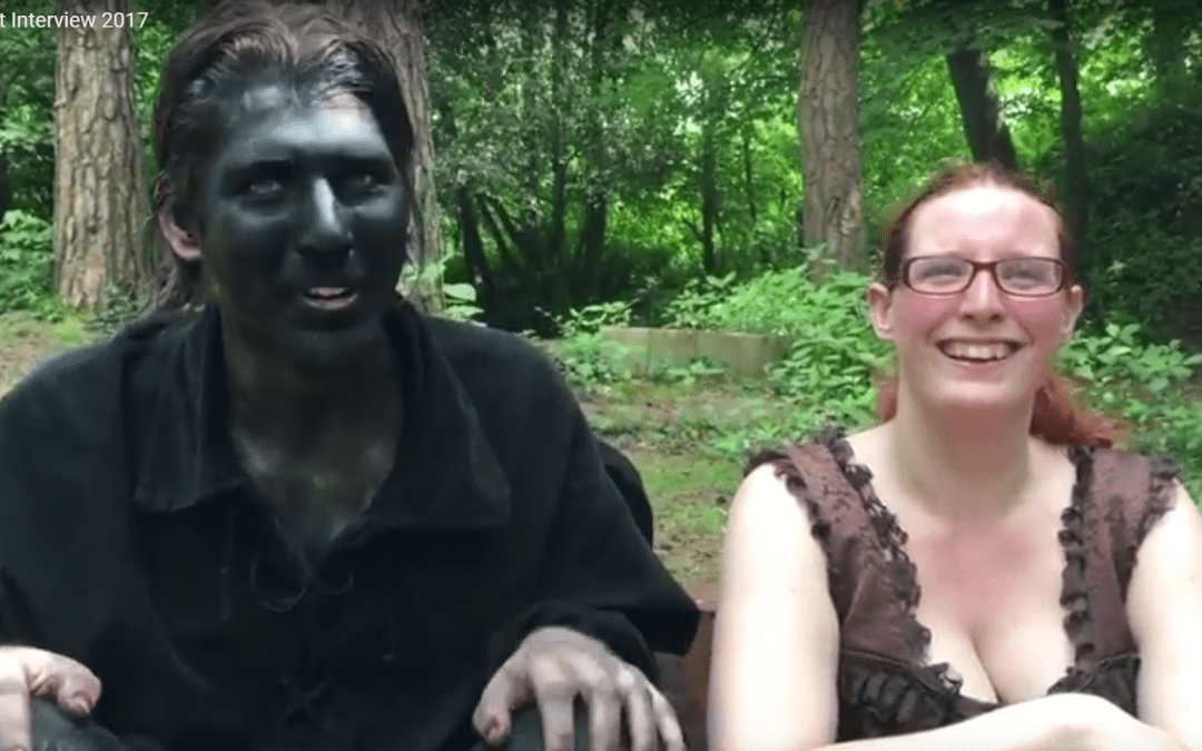 The Forest Argent Larp International Player Interview