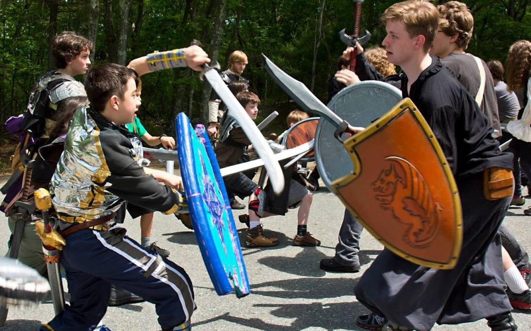 The Larp Adventure Program