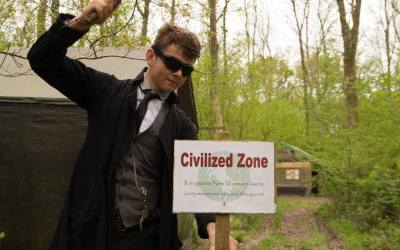 LARP Profile: Criminal Contact
