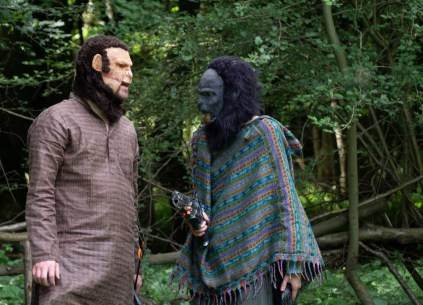 The Apes need to discuss things