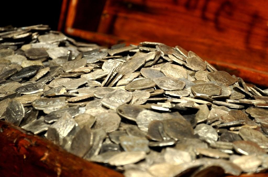 Whydah gold treasure trove