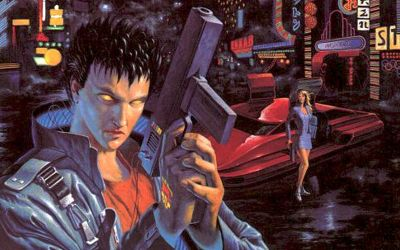 Cyberpunk 2020 Larp Interview