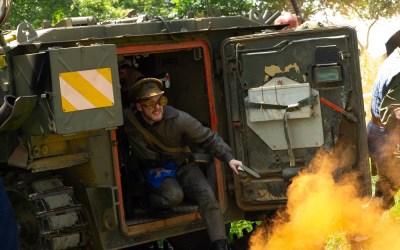 Tank Larp – APC Encounter