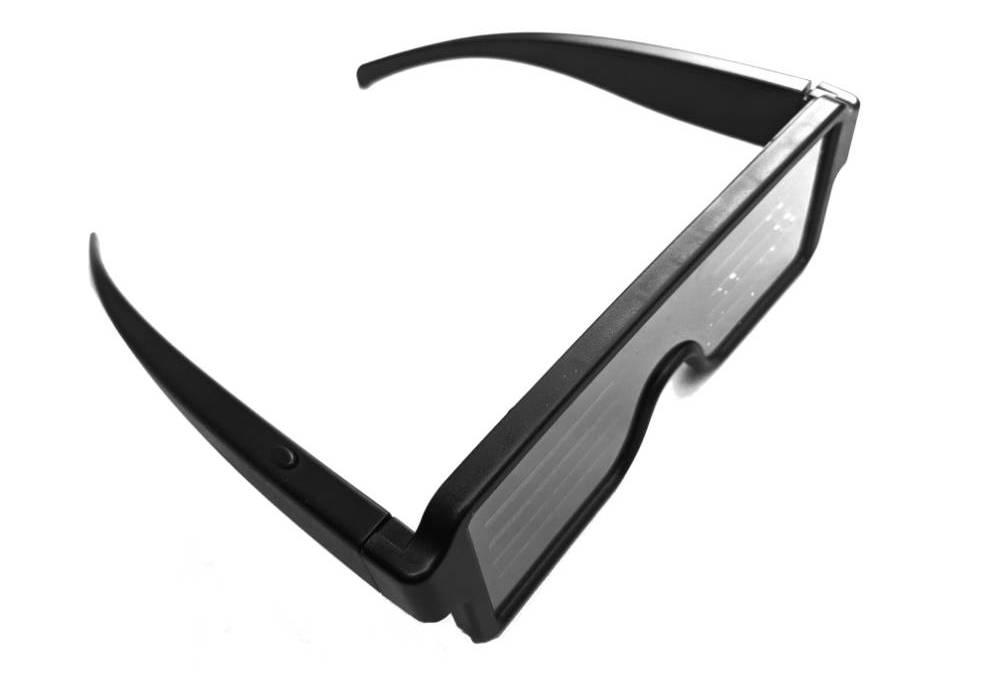Review: Cyberpunk LED Glasses