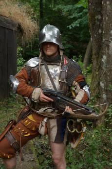 Larp Crossbow Archer
