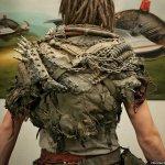 Post Apocalyptic Warrior Back