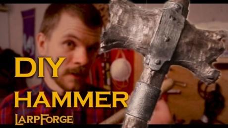 DIY Larp Hammer