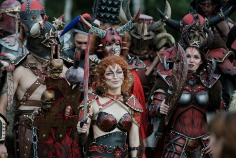 Behold The Warhammer Larp of Your Dreams!