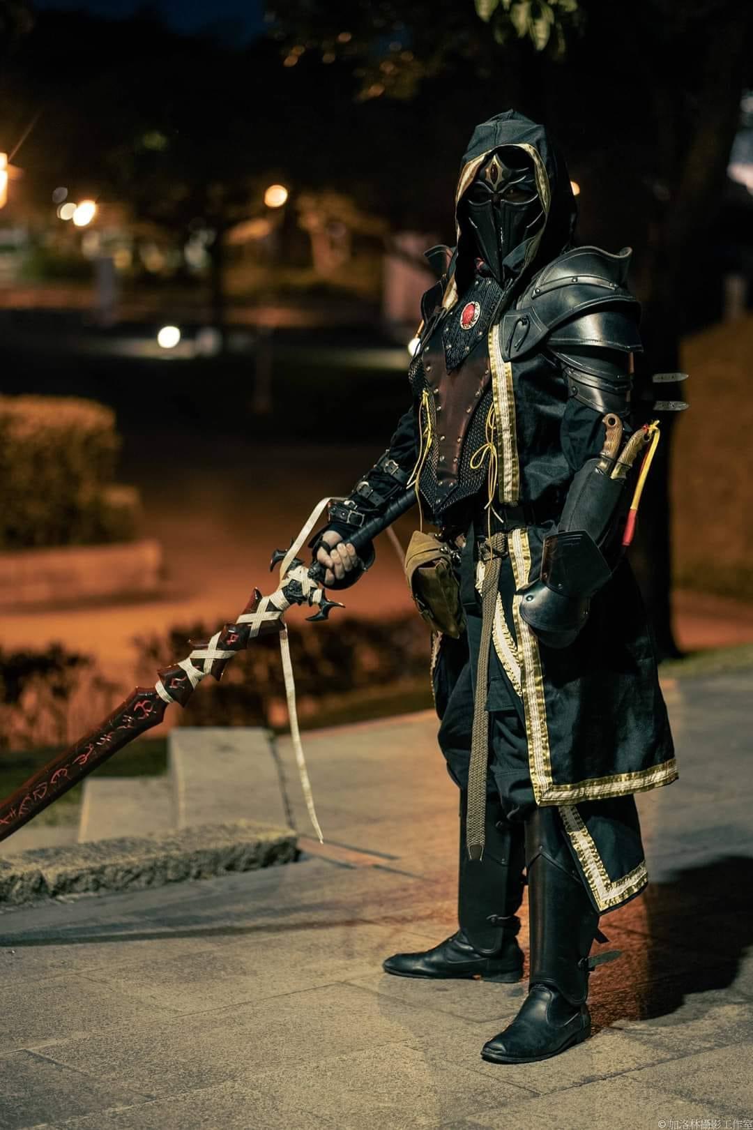 Dark Ominous Armor