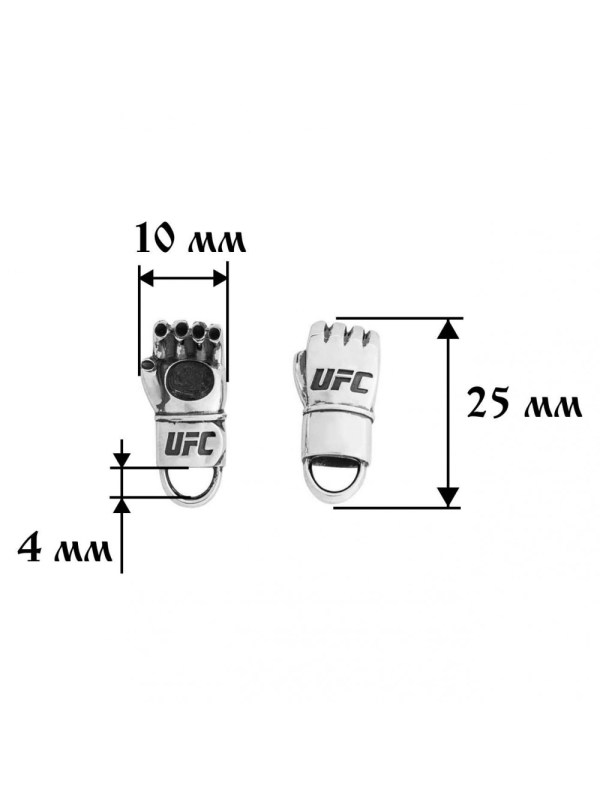Размеры перчаток боев без правил UFC