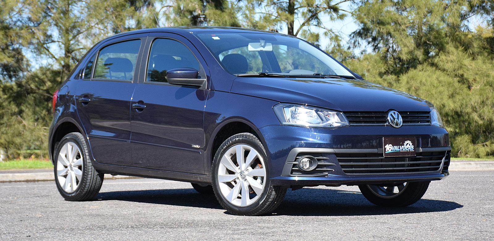 Prueba Nuevo Volkswagen Gol Highline 5 puertas Larroude Automotores