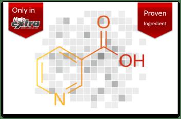 Niacin 18mg (vitamin B3)