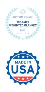 Mosaic Weighted Top Rated Blankets