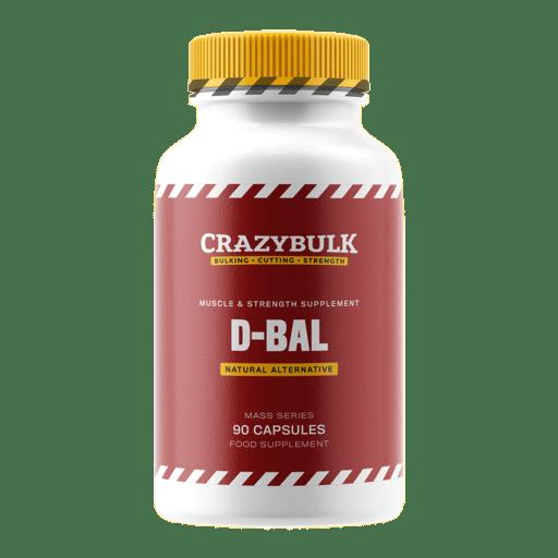 D-Bal - Dianabol Alternative