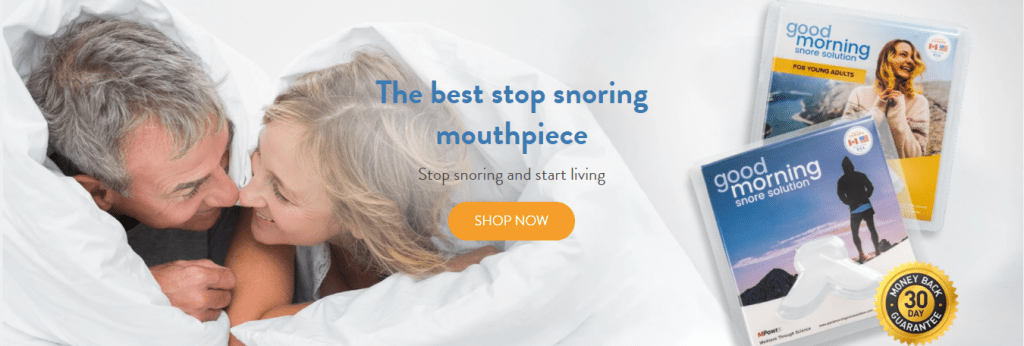 Buy Good Morning Snore Solution Online From Larry Beinhart