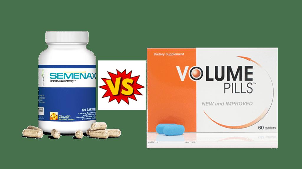 Semenax Vs Volume Pills Comparison by Larry Beinhart