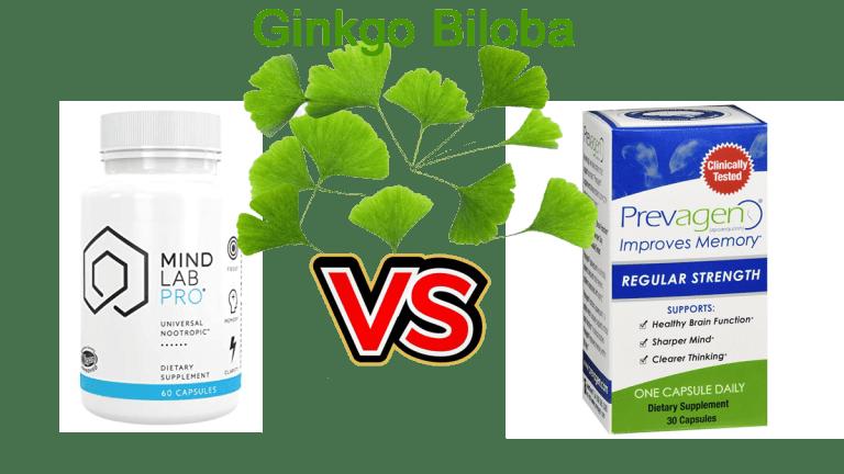 Gingko Biloba Vs Mind Lab Pro Vs Prevagen Comparison Guide by Larry Beinhart