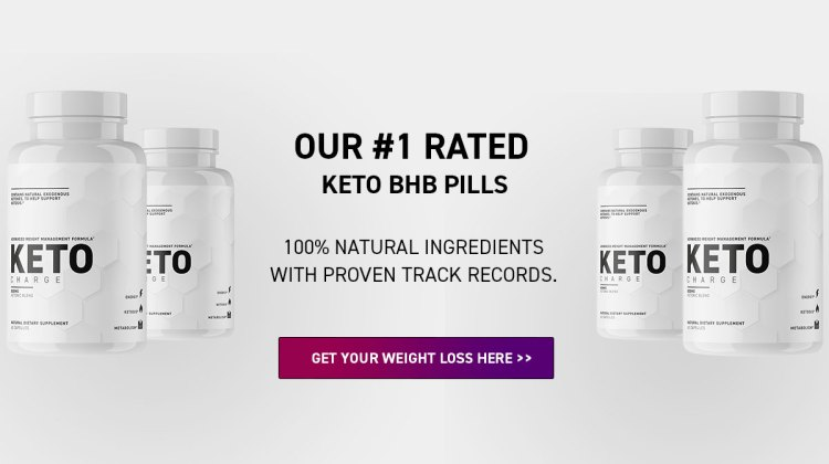 Keto Charge Best Rated Keto BHB Pills