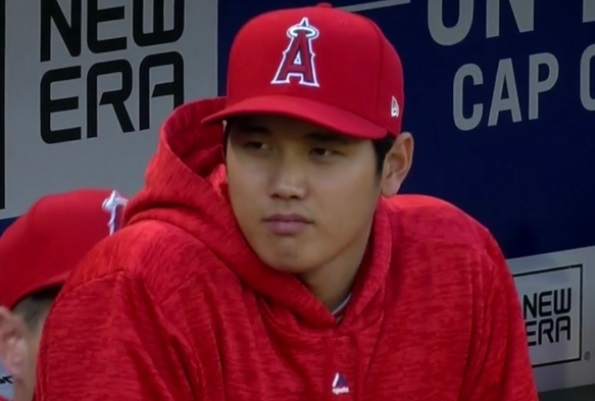 Look: Shohei Ohtani left a mark on Coors Field with ...