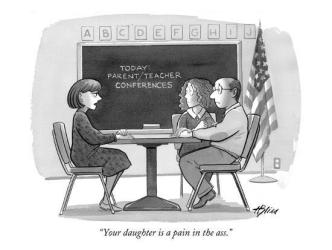 More Cartoons on Teachers and Students Larry Cuban on School Reform and Classroom Practice
