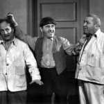 The Three Stooges Courtesy of google.com
