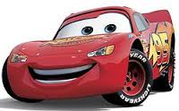 Lightning McQueen photo courtesy of Google.
