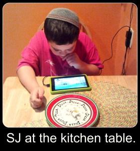 Kitchen table, Diamond Minecart