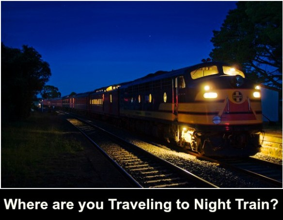 The Night Train Travels