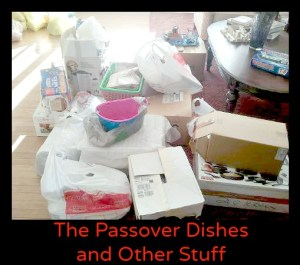 Passover Dishes