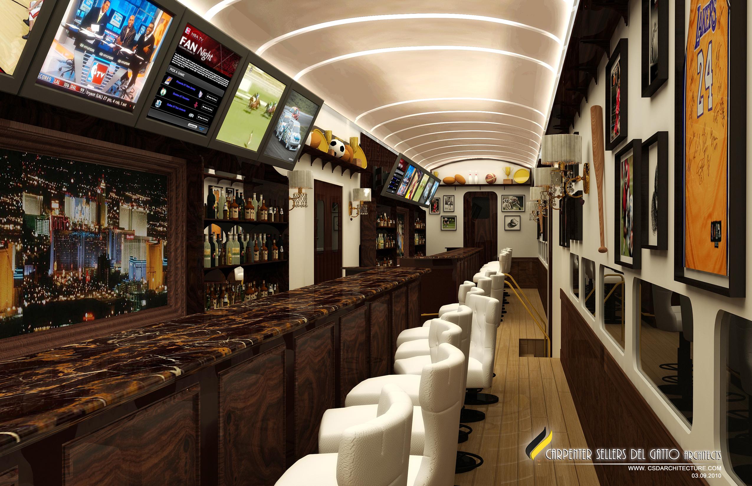 Small Bar Design Ideas