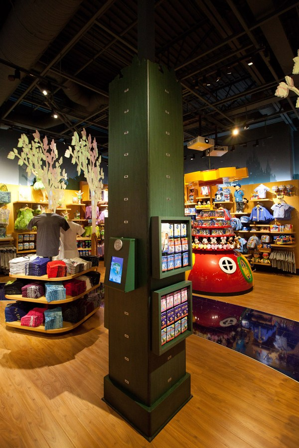 Disney Store Celebrates Grand Opening Of Design