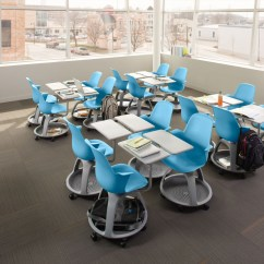 Ergonomic Furniture In The Classroom Office Chair Disassembly Steelcase Node Desk
