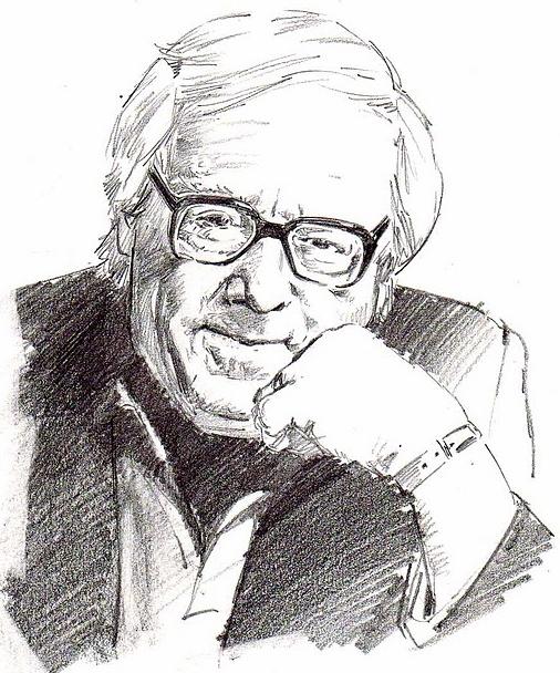 Ray Bradbury, Author of Fahrenheit 451 And Other Classics
