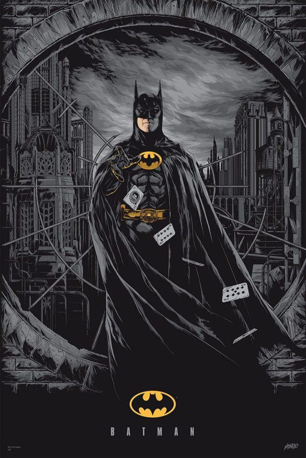 Mondo Releases Goonies Poster Tyler Stout & Batman