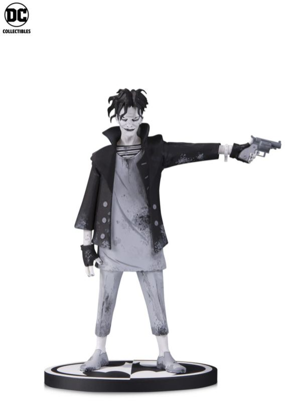 DC Collectibles Reveal Gerard Ways Batman Amp Joker Statues