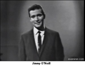 Jimmy O'Neill, manager of Stark Naked and the Car Thieve 1967-68