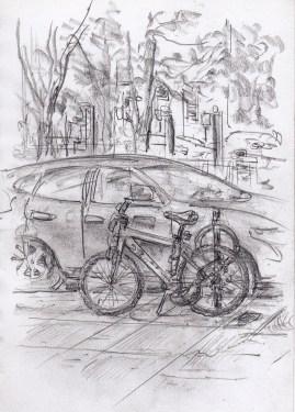 sketchbook dorechster bike adjust