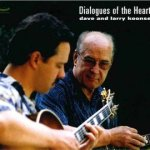 album cover Dialogues of the Heart - Larry Koonse leader