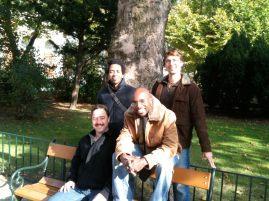 photo of Larry Koonse, Edwin Livingston, Josh Nelson, Robert Miller