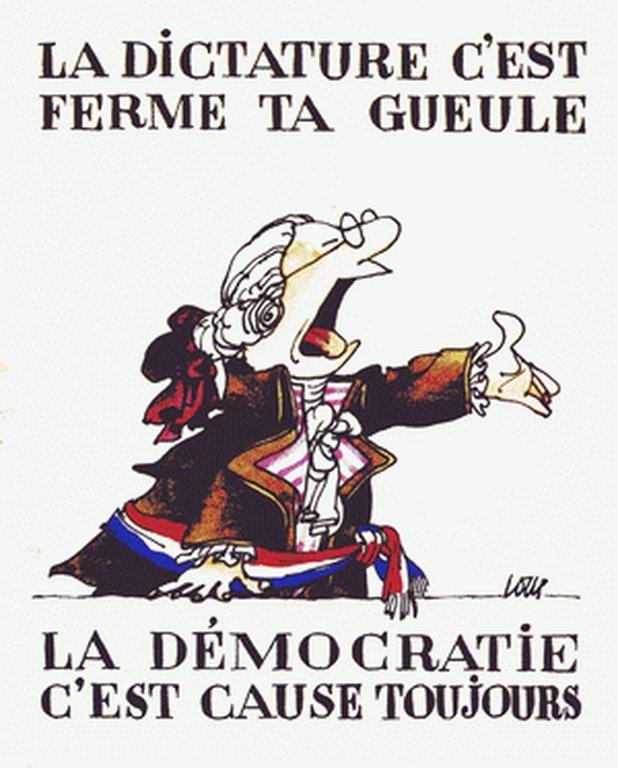 Le Gouvernement Du Peuple Par Le Peuple Pour Le Peuple : gouvernement, peuple, France, Est-elle, Démocratie, Larryposte's