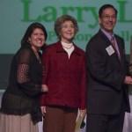 (L-r) Julie Litwin Kramer, Nancy Litwin, Larry