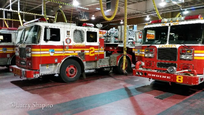 Seagrave fire trucks
