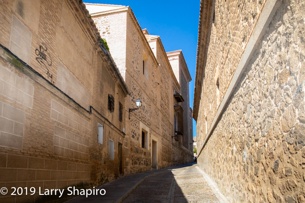 architecture in Toledo Spain