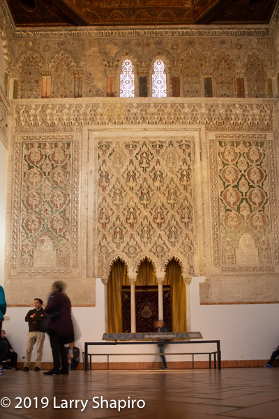 Historic synagogue  in Toledo Spain