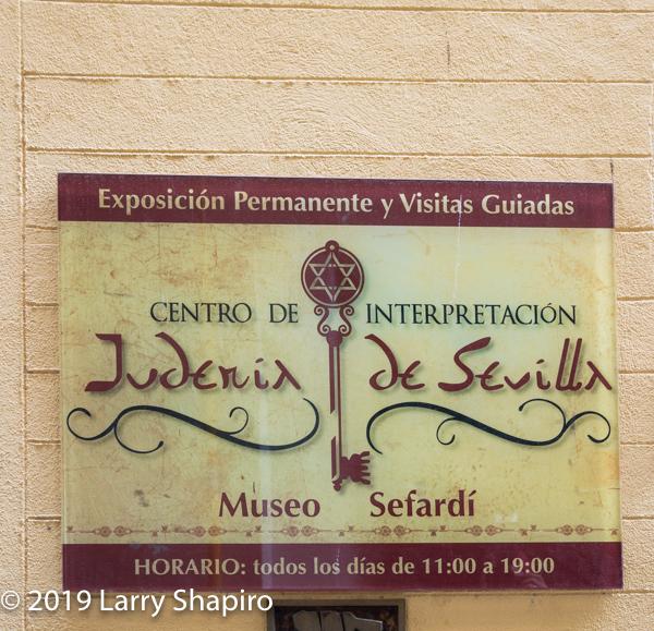 Juderia de Seville