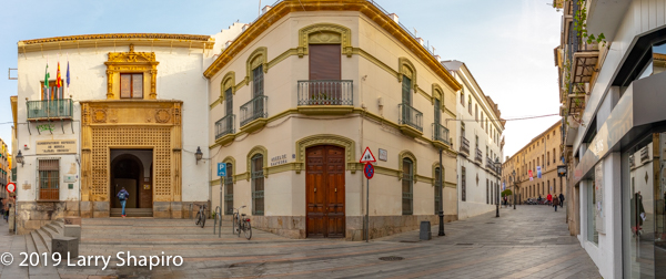 Beautiful architecture in Cordoba