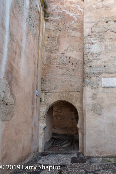 historic building in Granada