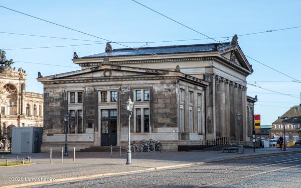 Buildings in Dresden